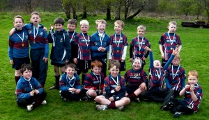Our Tag Tigers at the Strathendrick Festival in April 2012
