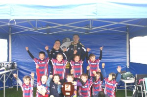 Hillfoots Easter Rugby Camp 2012