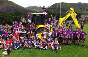 Hillfoots Minis Sponsor McCulloch