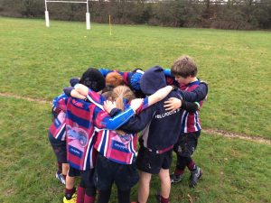 P5 Prematch Huddle