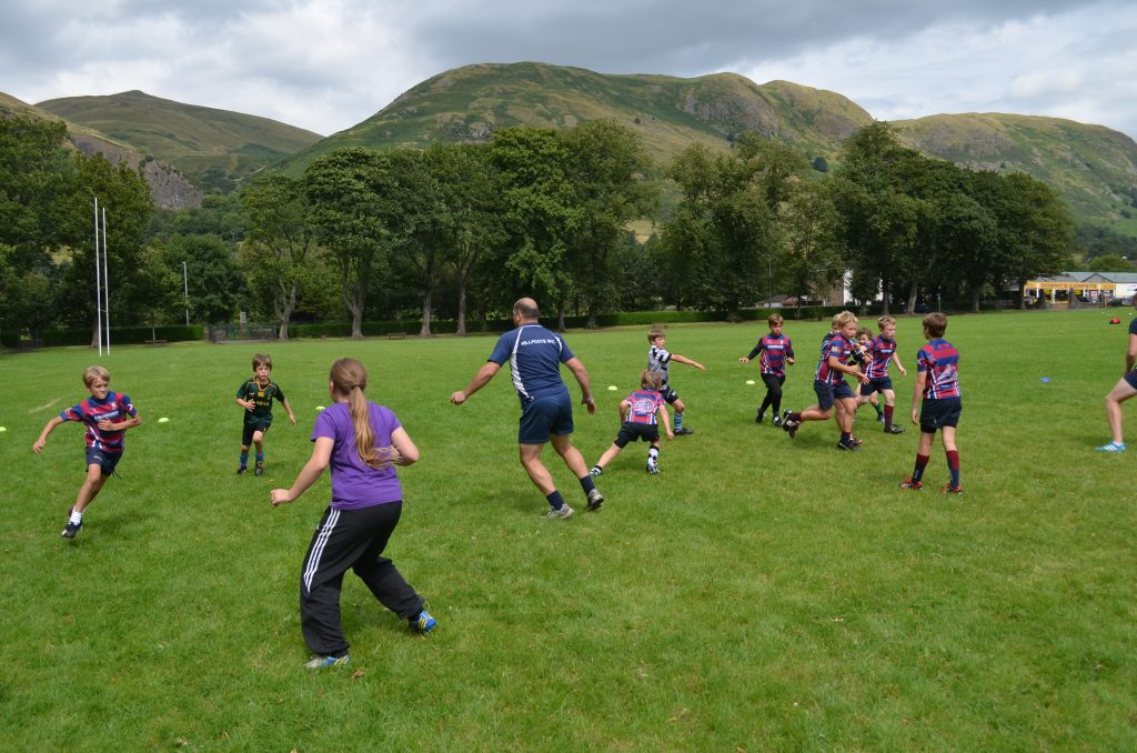 P7 Summer rugby