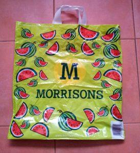 Morrisons Bag Pack